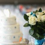wedding in Alsager Cake
