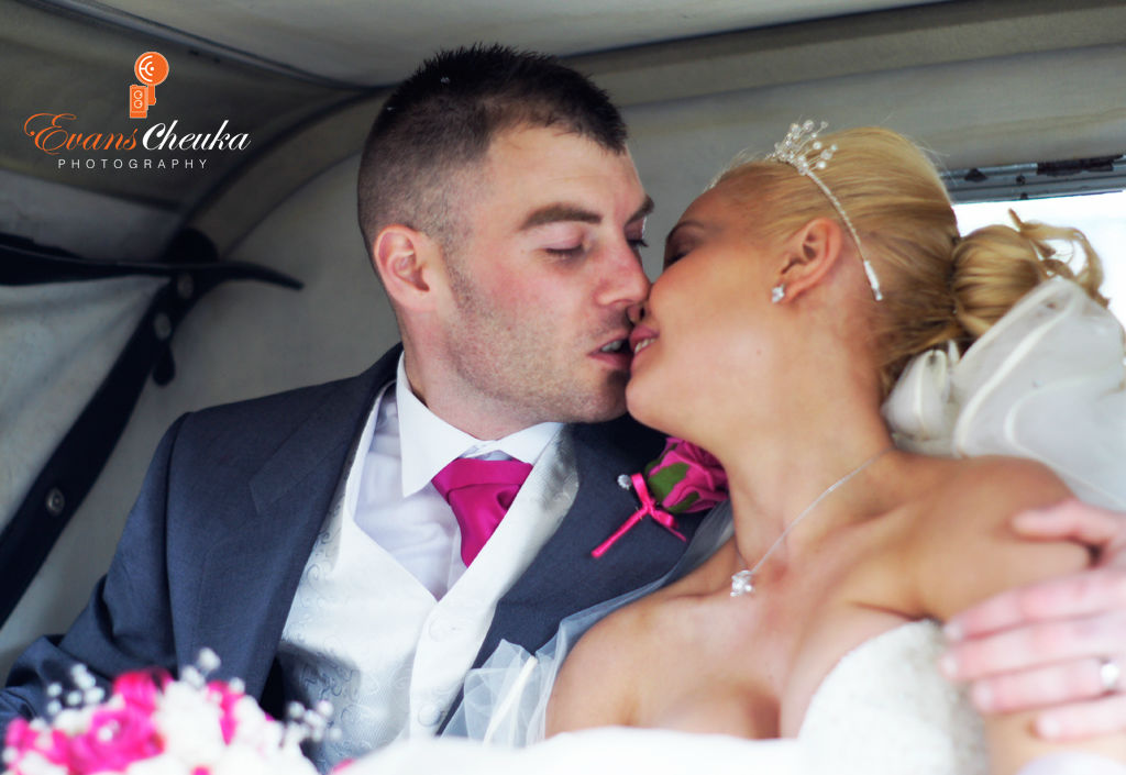 wedding Kiss Halesowen