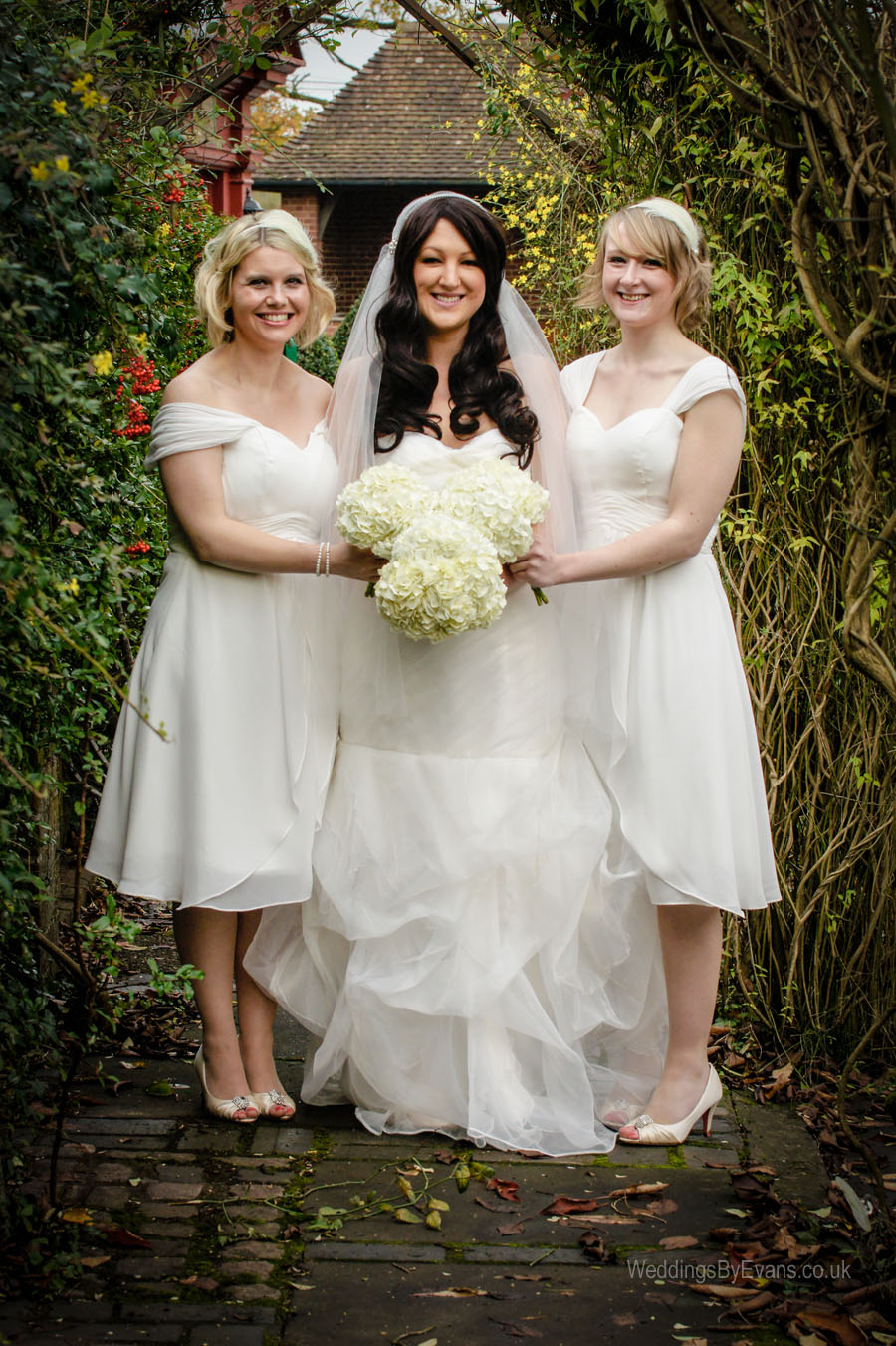 Hundred House Hotel Weddings By Evans Photography