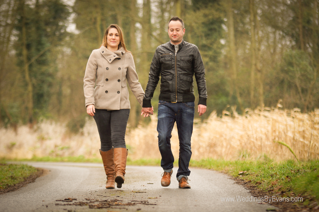 Engagement Photography in Wolverhampton